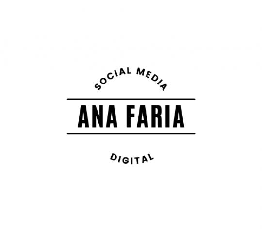 Ana Faria Gestão de Redes Sociais