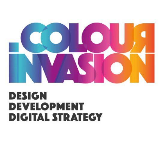 Colour Invasion